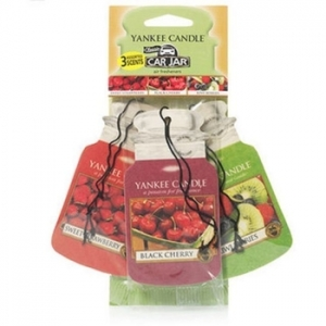 Fruitalicious - Car Jar Variety 3tk.