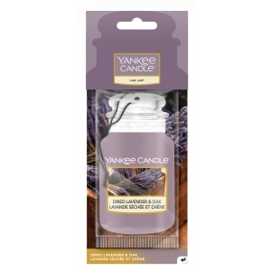 Dried Lavender & Oak - Single Car Jar