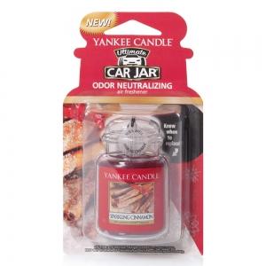 Sparkling Cinnamon - Car Jar Ultimate