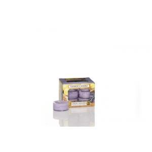 Lemon Lavender - teeküünlad 12tk.