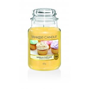 Vanilla Cupcake Classic - Large