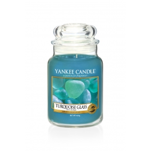 Turquoise Glass Classic - Large