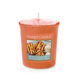 Grilled Peaches & Vanilla - Votive