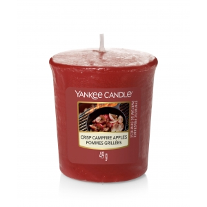 Crisp Campfire Apples - Votive
