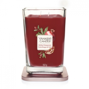 Holiday Pomegranate Elevation - Large