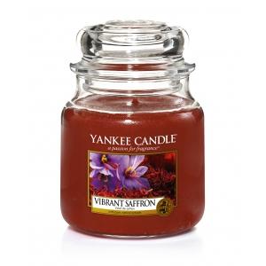 Vibrant Saffron Classic - Medium