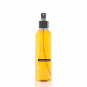 Vanilla & Wood - ruumisprei 150ml