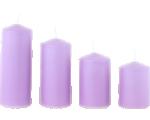 Pastel Lilac 70x120mm - matt