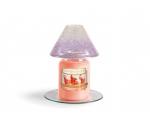Savoy Purple Crackle - suur küünlakuppel